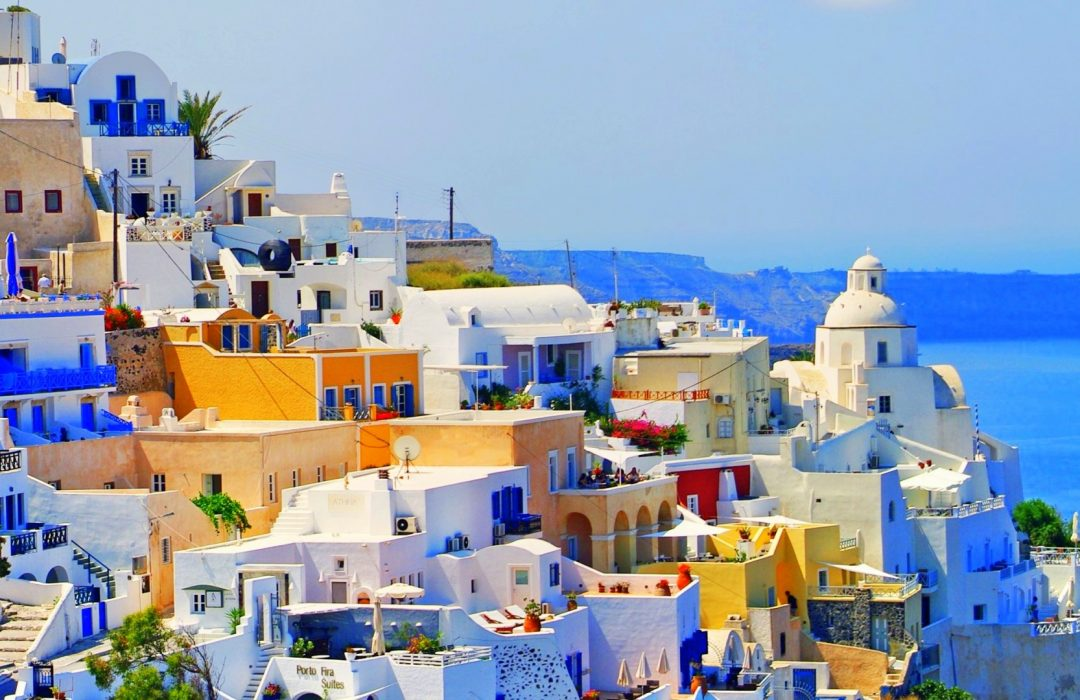 Invest in Tourism Greece
